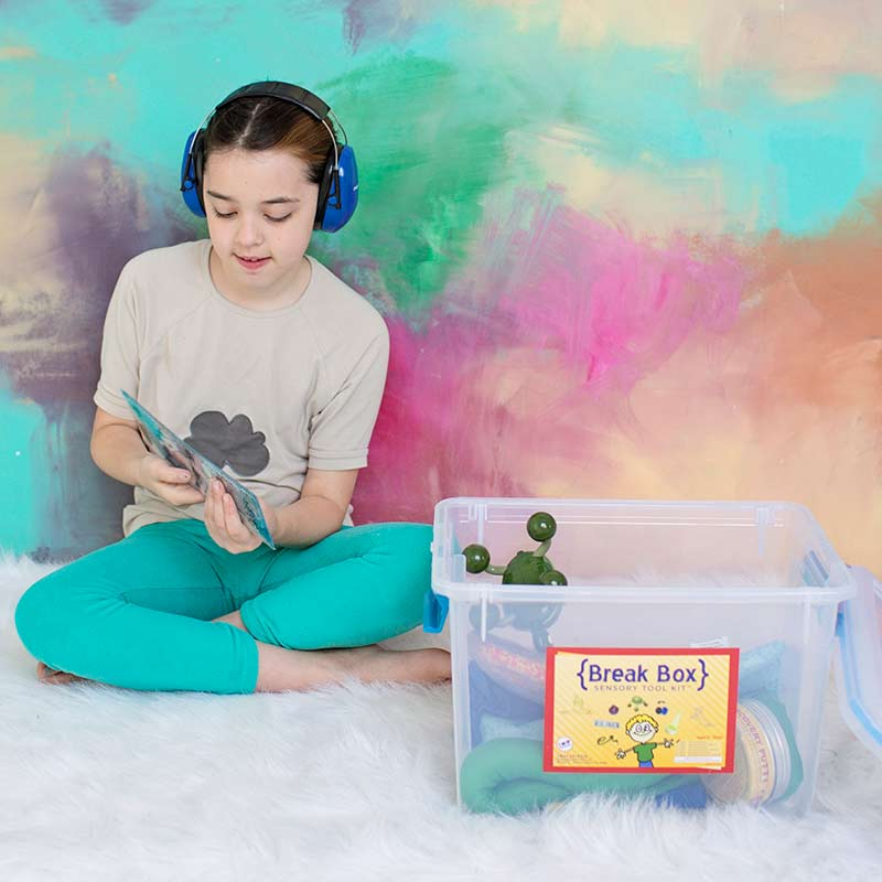 Toys and Tools for Teaching - Break Box