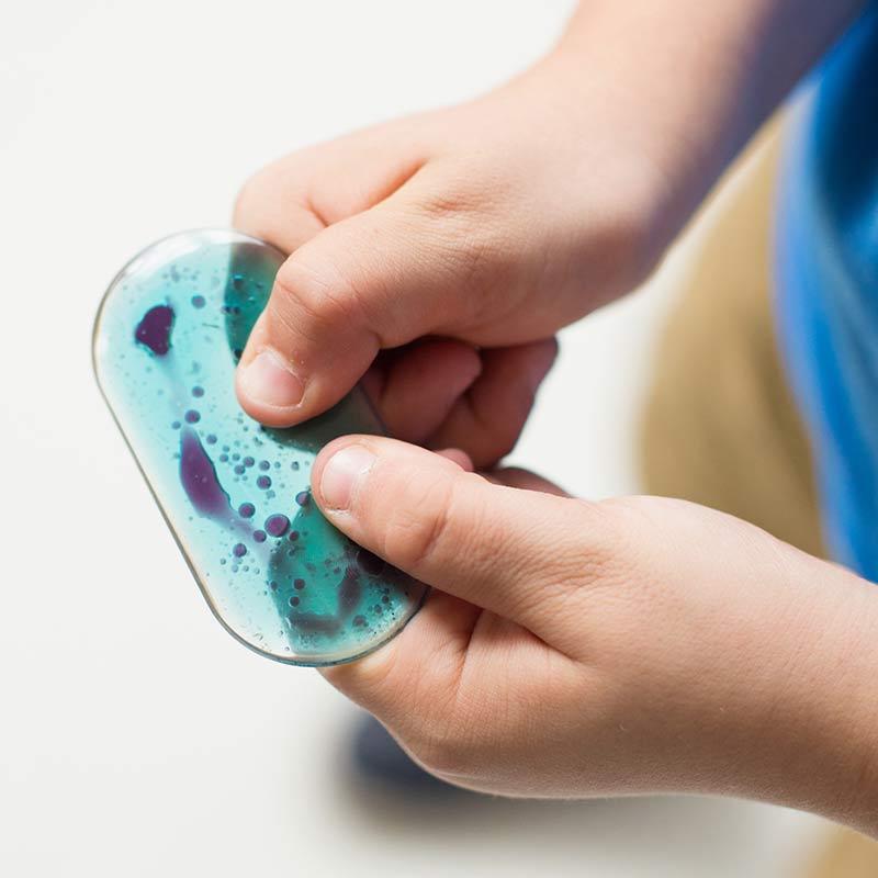 Sensory Holiday Gift Guide 2017 - Pocket Gel Fidget