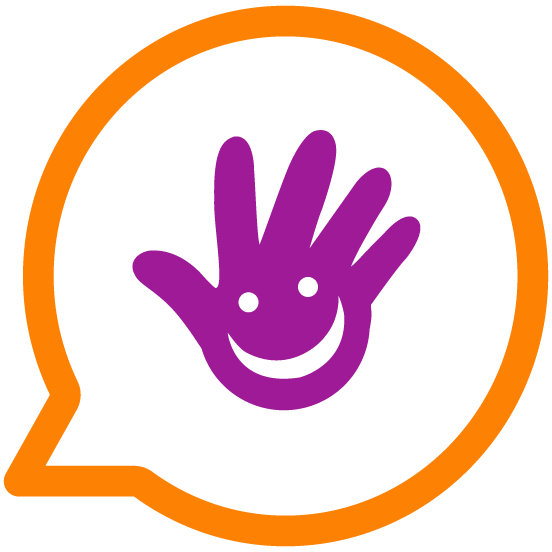 Happy Face Fidget Necklace - Set of 3