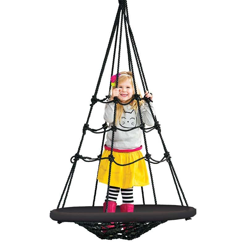 Web Tower Swing