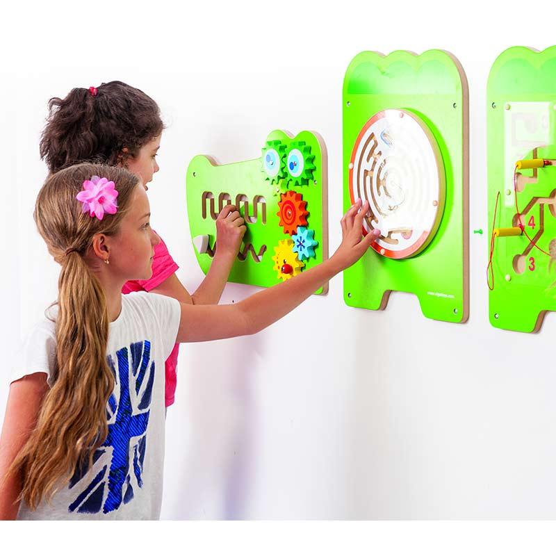 Sensory Hallways - Interaction Boards