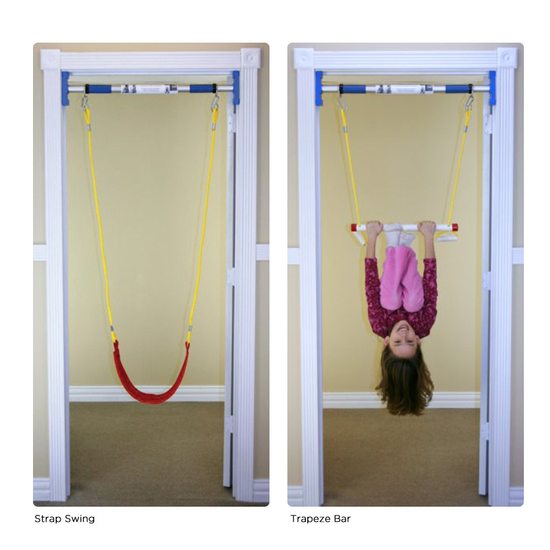Merveilleux Doorway Swing Support Bar | Support Bar For Hanging Indoor Therapy Swings