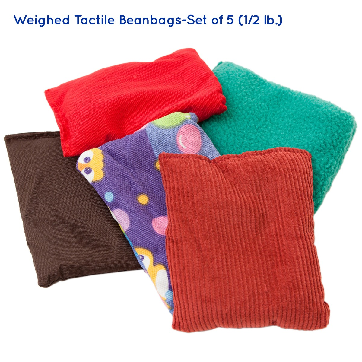 Wearing Times for Weighted Vests - Weighted Tactile Beanbags