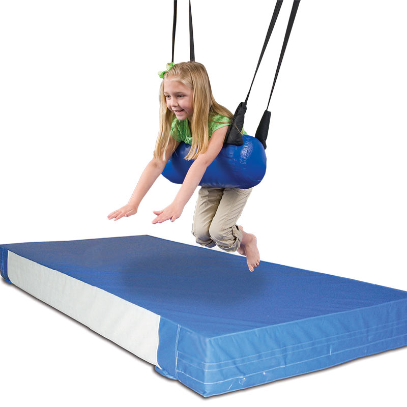 How to Install Sensory Swings - Safety Landing Mat