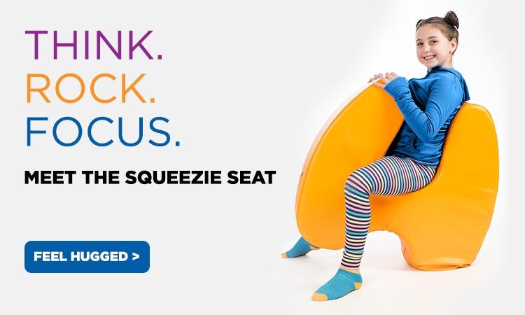 Squeezie Seat