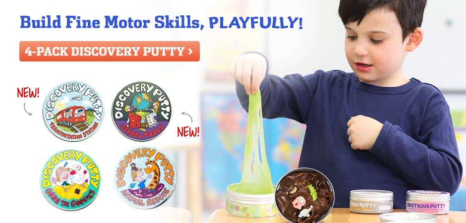Discovery Putty 4
