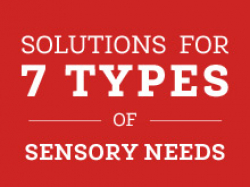 Solutions for 7 Types of Sensory Needs