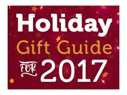 Holiday Gift Guide for 2017