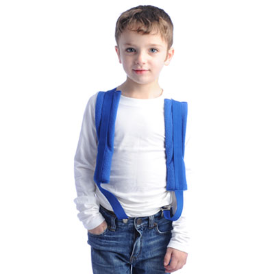 Wearing Times for Weighted Vests - Kids' Weighted Suspenders