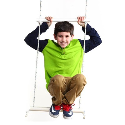 How to Install Sensory Swings - Double Trapeze Bar Swing
