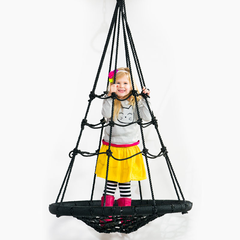 Sensory Holiday Gift Guide 2017 - Web Tower Swing