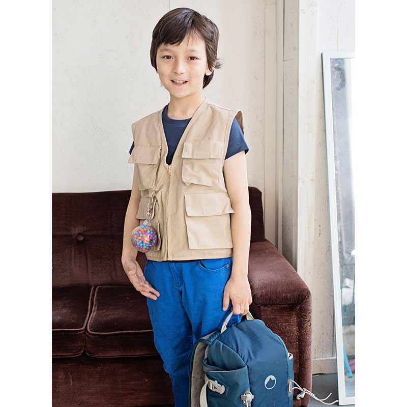 Wearing Times for Weighted Vests - Explorer's Vest
