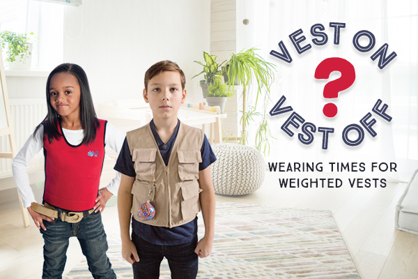 Wearing Times for Weighted Vests