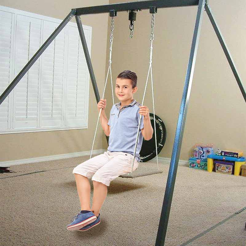 How to Install Sensory Swings - Portable Swing Frame