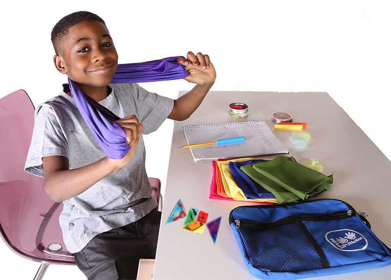 Sensory Survival For Teens - Sensory Survival Kit
