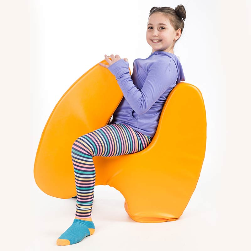 Sensory Holiday Gift Guide 2017 - SensaSoft Squeezie Seat