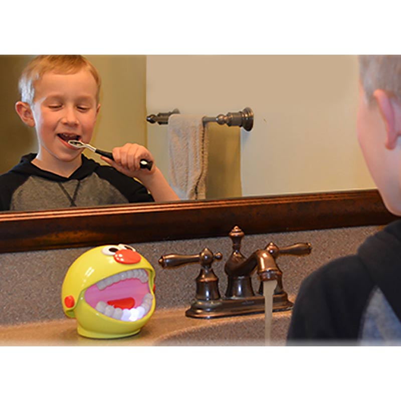 Oral Hygiene Tips for Kids and Adults with Sensory Challenges - Brushy Ball