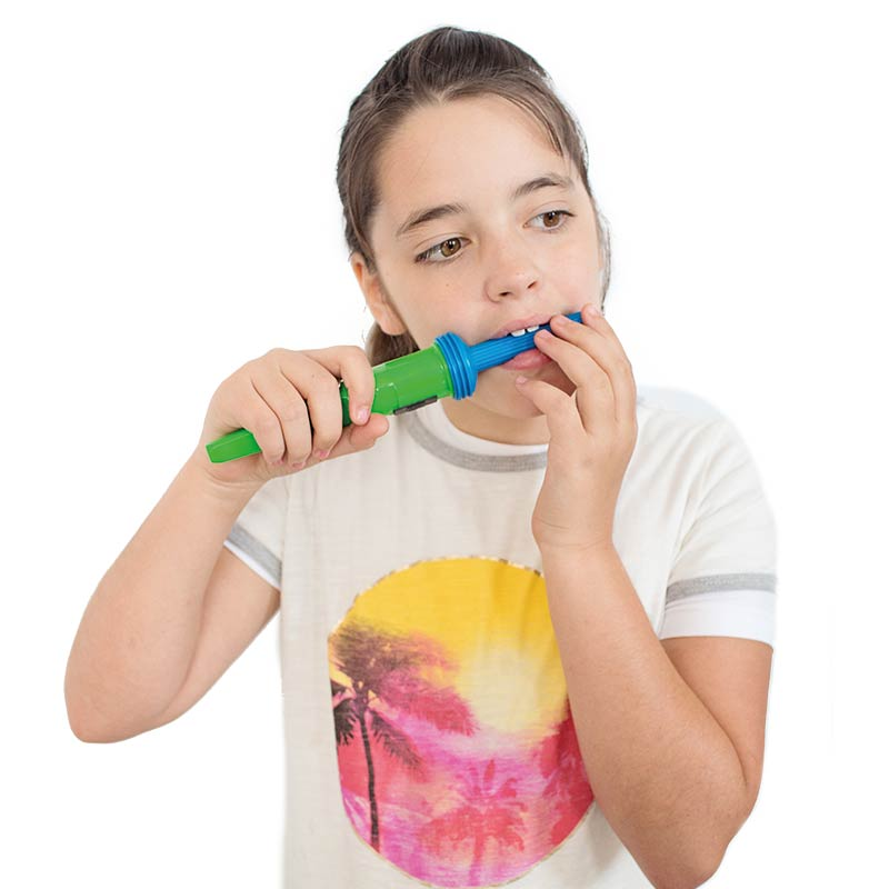 Oral Hygiene Tips for Kids and Adults with Sensory Challenges - Vibra Chew