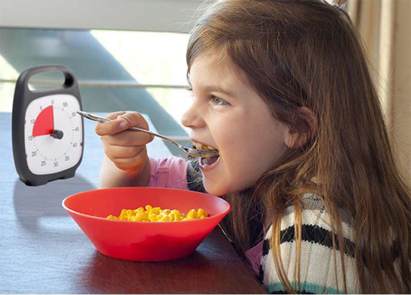 7 Tips for Mealtimes with Picky Eaters - Time Timer