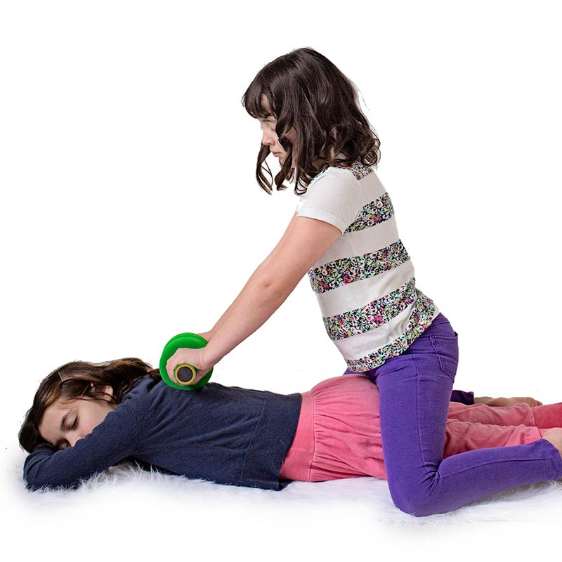 Solutions for 7 types of Sensory Needs - Pressure Foam Roller