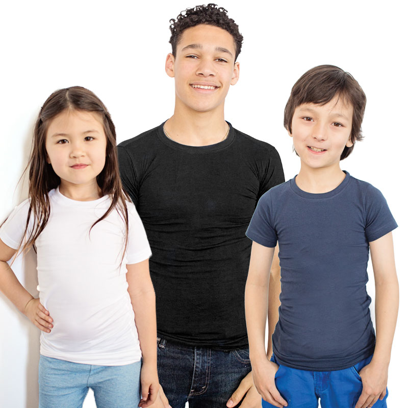 Solutions for 7 types of Sensory Needs - Sens-ational Hip Hugging Tee