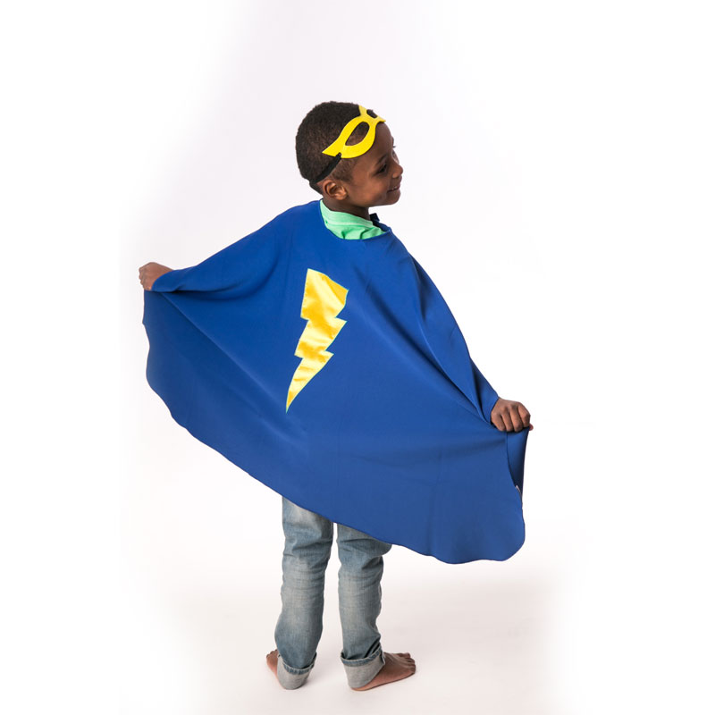 Sensory Solutions for Teens and Adults - Super Hero Cape