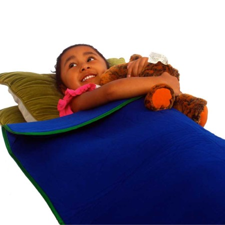 Signs of Sensory Processing Disorder in a 3-Year-Old - Weighted Blanket